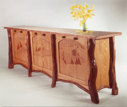 Cherry & Juniper Sideboard Buffet